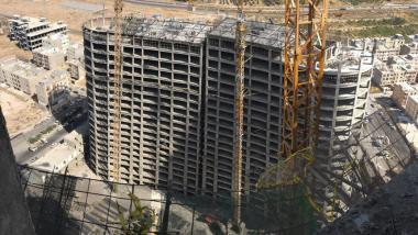 برج هاي تعاوني مسكن فرهنگيان